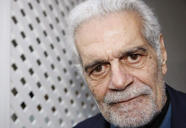 Photo #1 - Other Countries - Cinema - omar_shariff_passes_away