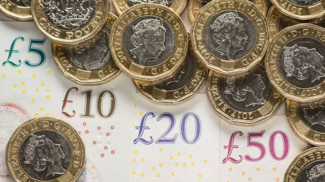 Photo #1 - U.K. - Finance - 31720198pound