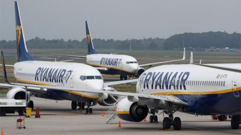 Photo #1 - Germany - Education - 191020206ryanair